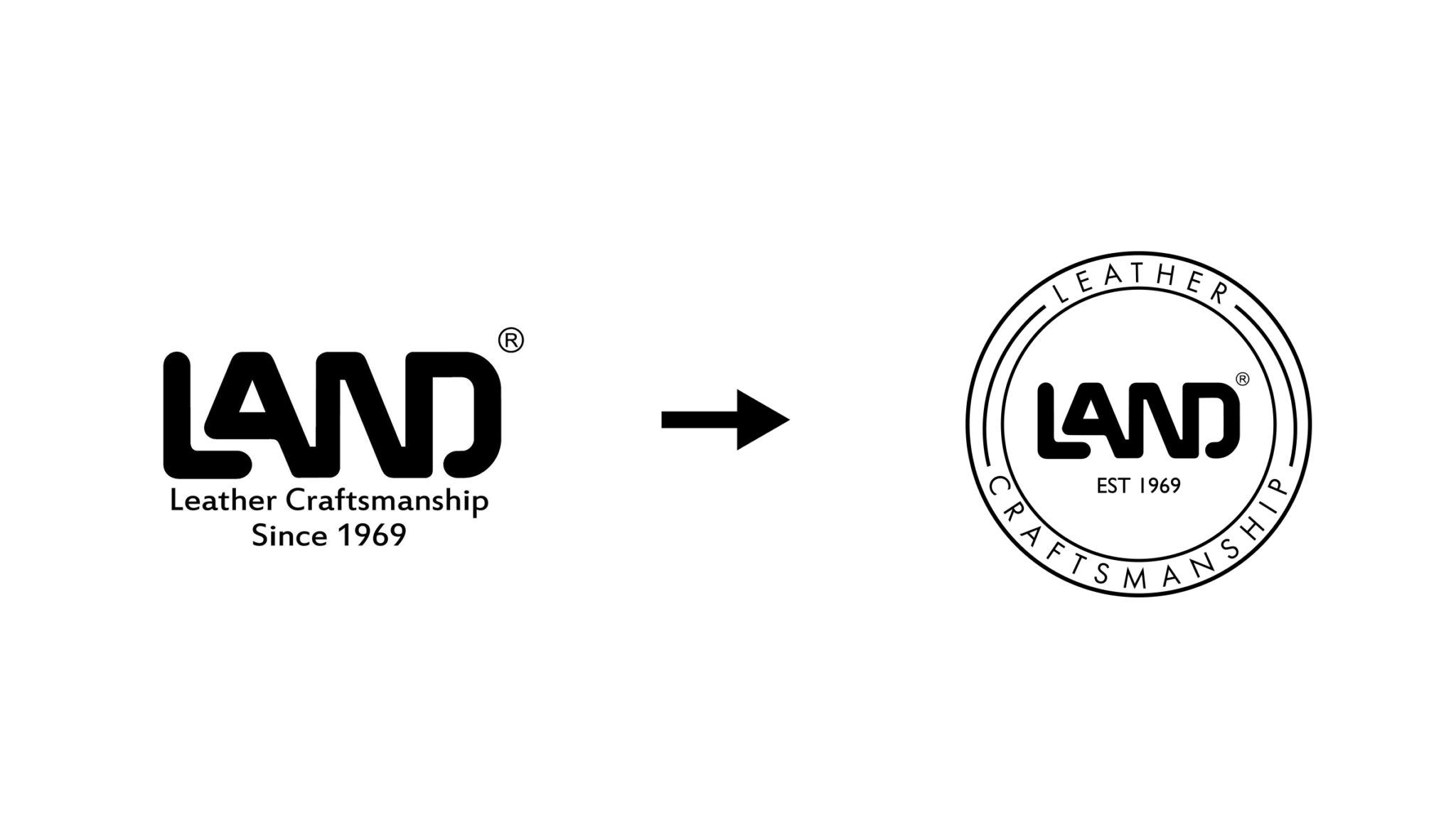 Land Leather Logo